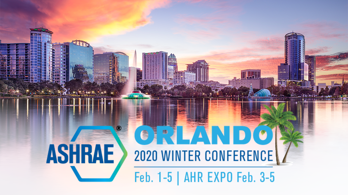 2020 Winter Conference & AHR Expo Marketing Materials