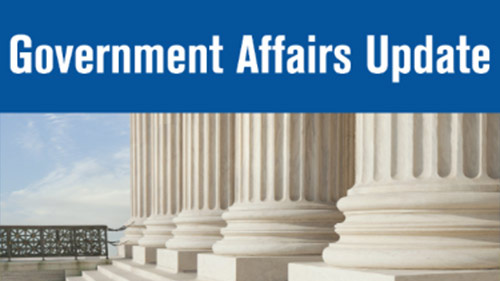 Government Affairs Update