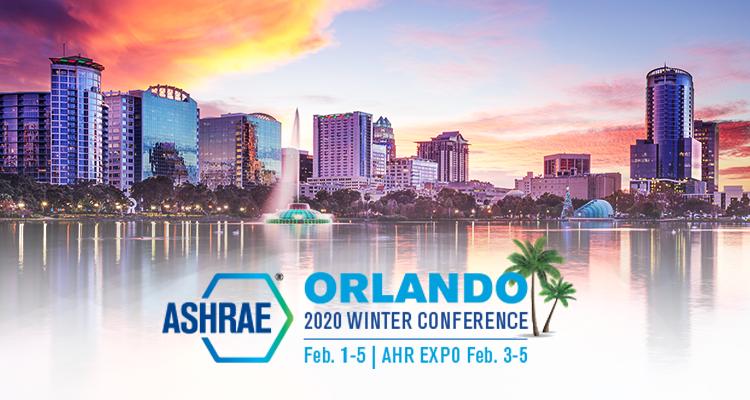 2020 ASHRAE Winter Conference