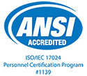 ANSI Accredited Logo