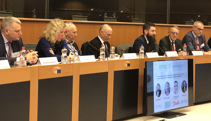 Panelists describe EU's pathway to decarbonization.