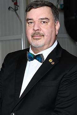 Charles E. Gulledge III, 2020-21 ASHRAE President
