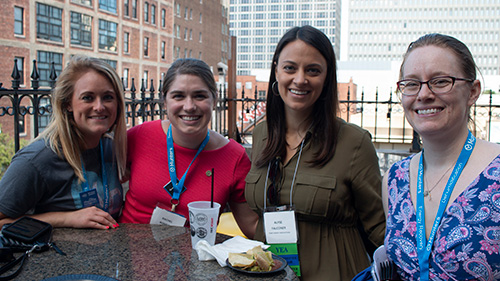Women in ASHRAE Happy Hour