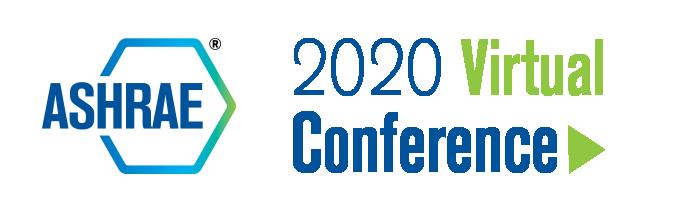 2020 ASHRAE Virtual Conference