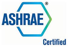 ASHRAE Certified Logo