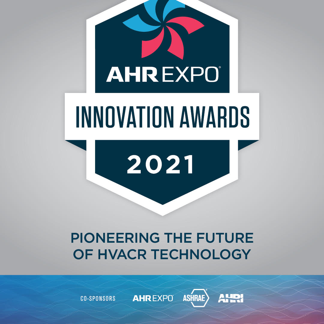 Submissions are open for the 2021 AHR Expo Innovation Awards.