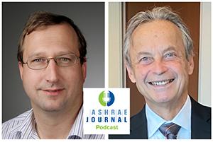 ASHRAE Journal Podcast Season 1 Episode 4 Guests